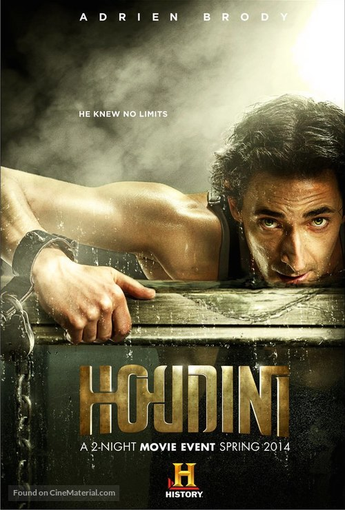"""Houdini"" - Movie Poster"