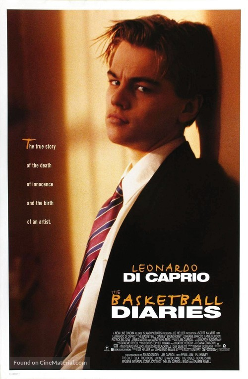 The Basketball Diaries - Movie Poster
