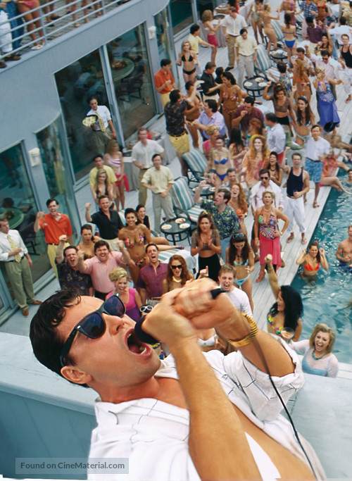 The Wolf of Wall Street - Key art