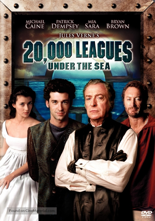 20,000 Leagues Under the Sea - poster