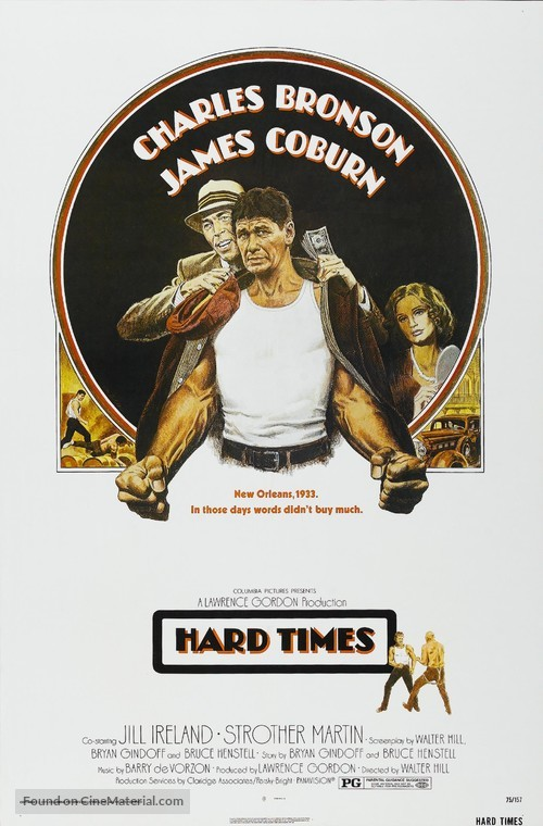 Hard Times - Movie Poster
