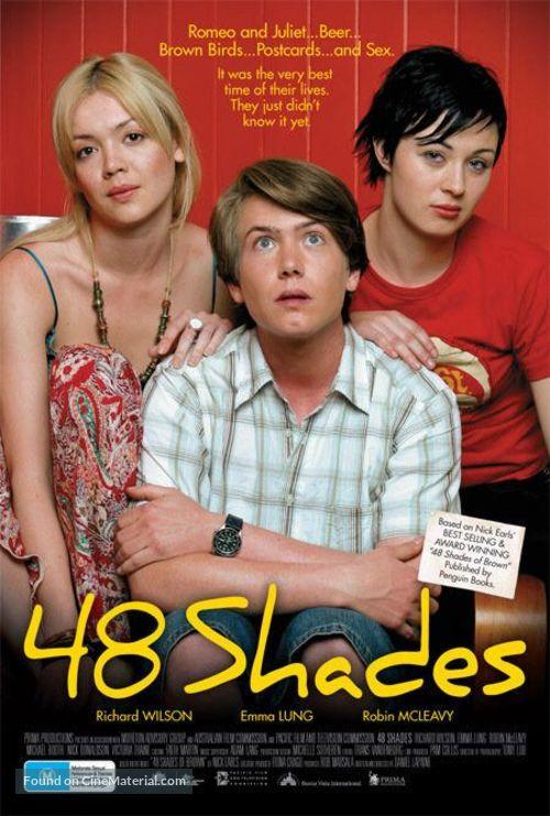 48 Shades - Australian Movie Poster