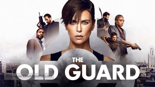 The Old Guard - Video on demand movie cover