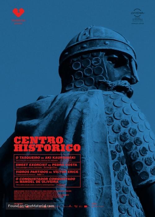 Centro Histórico - Portuguese Movie Poster