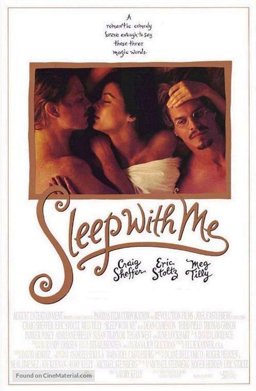 Sleep with Me - Movie Poster