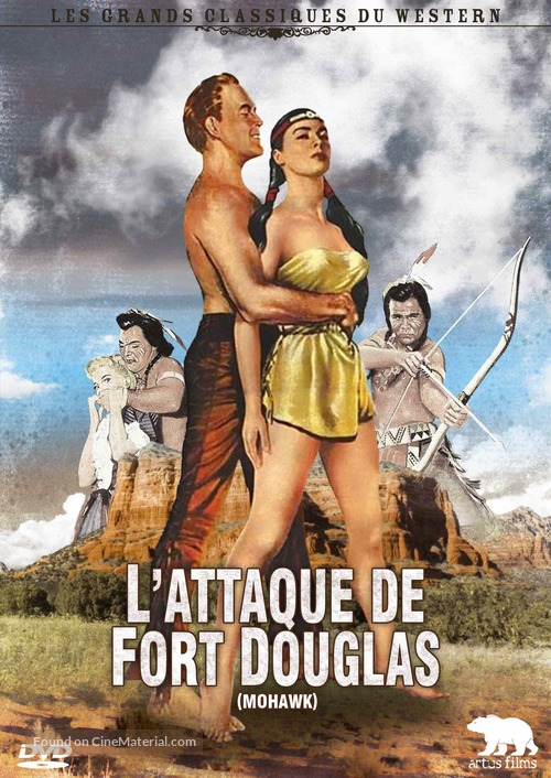 Mohawk - French DVD cover